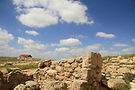 Southern Hebron Mountain, ruins of ancient Susya