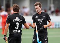 Marcus Child. Pro League Hockey, Vantage Blacksticks v Netherlands. Harbour Hockey, Auckland, New Zealand. Sunday 27 January 2019. Photo: Simon Watts/Hockey NZ