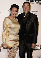 PHOENIX, AZ - MARCH 10:  Smokey Robinson at Muhammad Ali's Celebrity Fight Night XXIV at the JW Marriott Desert Ridge Resort & Spa on March 10, 2018 in Phoenix, Arizona. (Photo by Scott Kirkland/PictureGroup)