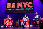 "Launch of Black Entrepreneurship Initiative ""Be NYC"""