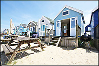 State of the art beach hut - Yours for £285,000.