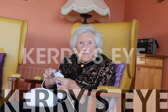 TV STAR: Lally Lawlor, grandmother to Tom Vaughan Lawlor AKA Nidge from RTE's Love Hate, will be one of the first people to appear on the new UTV Channel on new Years Day as part of a documentary presented by Pat Kenny.