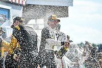 IMSA WeatherTech SportsCar Championship<br /> Sahlen's Six Hours of the Glen<br /> Watkins Glen International, Watkins Glen, NY USA<br /> Sunday 2 July 2017<br /> 5, Cadillac DPi, P, Joao Barbosa, Christian Fittipaldi, Filipe Albuquerque<br /> World Copyright: Richard Dole/LAT Images<br /> ref: Digital Image RD_WGI_17_589