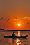 Kayak on the Yucatan