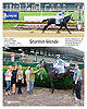 Stormin Wendy winning at Delaware Park on 6/11/14