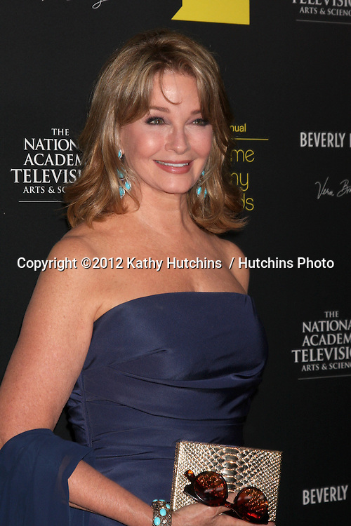LOS ANGELES - JUN 23:  Deidre Hall arrives at the 2012 Daytime Emmy Awards at Beverly Hilton Hotel on June 23, 2012 in Beverly Hills, CA