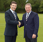 270611 Smudger and McCoist