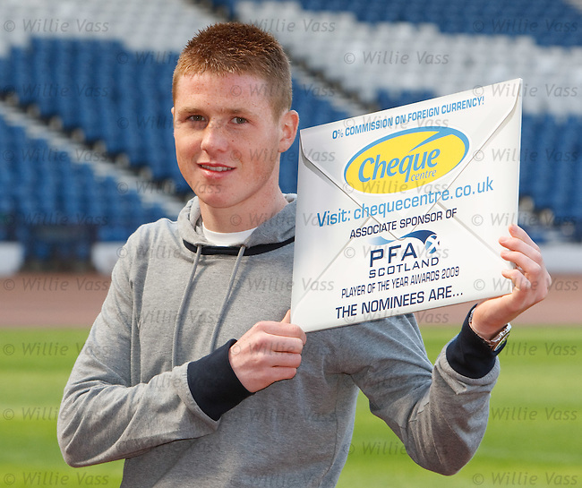 James McCarthy PFA Young Player Of The Year nominee
