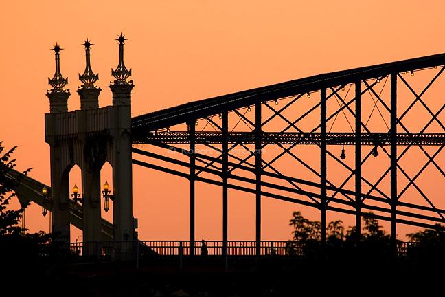 Pittsburghs Bridges - Smithfield Bridge