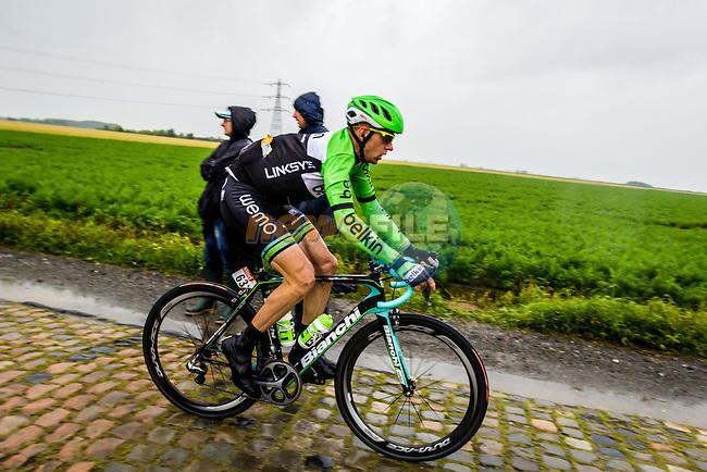 Stef Clement, Belkin, , Tour de France, Stage 5: Ypres > Arenberg Porte du Hainaut, UCI WorldTour, 2.UWT, Wallers, France, 9th July 2014, Photo by Thomas van Bracht / Peloton Photos