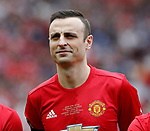 Dimitar Berbatov during the Michael Carrick Testimonial match at the Old Trafford Stadium, Manchester. Picture date: June 4th 2017. Picture credit should read: Simon Bellis/Sportimage