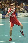 Nach 167 L&permil;nderspielen mit 576 Toren beendet Holger Glandorf seine Karriere in der deutschen Handball-Nationalmannschaft. Der 31-j&permil;hrige Linksh&permil;nder war 2007 Weltmeister und gewann im Juni mit der SG Flensburg-Handewitt die Champions League<br /> Archiv aus: <br />  HBL 2006/2007 Hinrunde,  6. Spieltag, Wilhelmshavener HV - HSG Nordhorn <br /> Holger Glandorf - HSG Nordhorn<br /> <br /> Foto &copy; nordphoto *** Local Caption *** Foto ist honorarpflichtig! zzgl. gesetzl. MwSt.<br /> <br /> Belegexemplar erforderlich