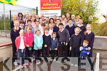 Children, parents and staff from Ballincrossig national school are looking forward to the fundraising dance in McHale's Causeway this Saturday night as part of their Jubilee celebrations.