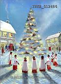 Isabella, CHRISTMAS LANDSCAPES, WEIHNACHTEN WINTERLANDSCHAFTEN, NAVIDAD PAISAJES DE INVIERNO, paintings+++++,ITKE512486,#xl#