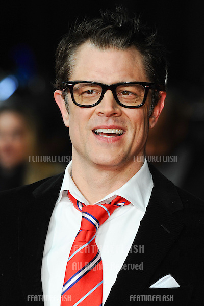 "Johnny Knoxville arriving for premiere of ""The Last Stand"" at the Odeon West End, Leicester Square, London. 22/01/2013 Picture by: Steve Vas / Featureflash"