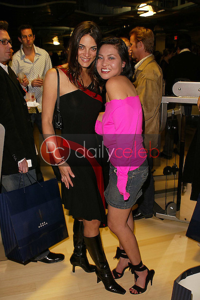 Carolina Bacardi and Kerry Liu