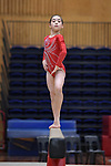 NELSON, NEW ZEALAND July 13: Top of the South Gymnastics on July 13 at Trafalgar Centre in Nelson 2019, New Zealand (Photos by Barry Whitnall/Shuttersport Limited)