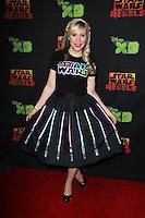 "Ashley Eckstein<br /> at the Global Premiere of ""Star Wars Rebels"" Season 2 at Star Wars Celebration, Anaheim Convention Center, Anaheim, CA 04-18-15<br /> David Edwards/Dailyceleb.com 818-249-4998"