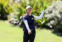 Michelle Lee. New Zealand Amateur Championship, Wairakei Golf Course and Sanctuary, Taupo, New Zealand, Friday 2 November 2018. Photo: Simon Watts/www.bwmedia.co.nz