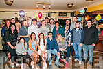 21st Birthday : Nikita Fenten, Listowel celebrating her 21st birthday with family & frieds at the Saddle Bar, Listowel on Saturday night last.