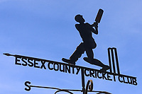 General view of the weather vane during Essex Eagles vs Sussex Sharks, Royal London One-Day Cup Cricket at The Cloudfm County Ground on 10th May 2017