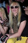 03.09.2012. Celebrities attending the Carlos Diez and Maria Escote fashion show during the Mercedes-Benz Fashion Week Madrid Spring/Summer 2013 at Ifema. In the image Topacio Fresh (Alterphotos/Marta Gonzalez)