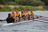 Race: 161  8+ (Band 2)  Final<br /> <br /> Peterborough Summer Regatta 2018 - Saturday<br /> <br /> To purchase this photo, or to see pricing information for Prints and Downloads, click the blue 'Add to Cart' button at the top-right of the page.
