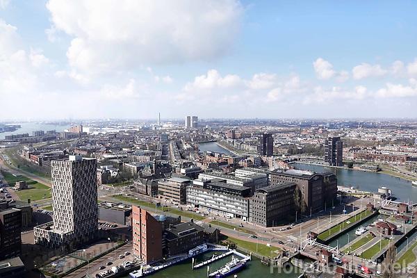 Nederland Rotterdam  26 maart 2018.  Schiemond en Delfshaven.  Foto Berlinda van dam / Hollandse Hoogte