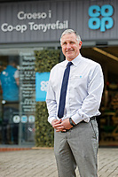 Store manager Wayne Tyler