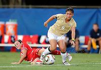 FIU Women's Soccer v. Fresno State (9/3/10)