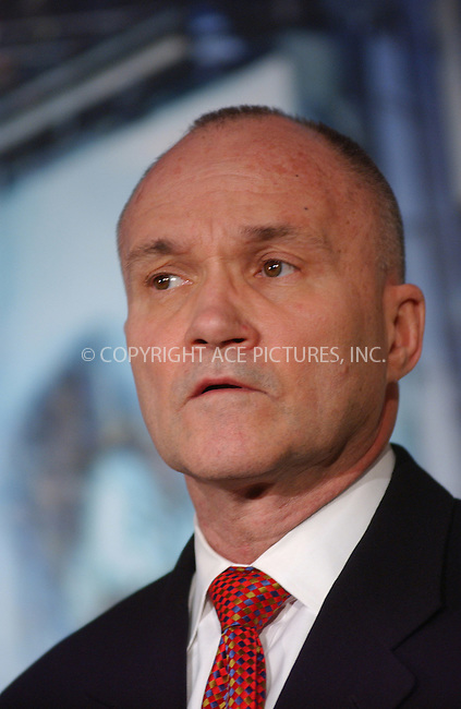 WWW.ACEPIXS.COM . . . . . ....NEW YORK, DECEMBER 31, 2004....Police Commissioner Ray Kelly at the Times Square New Year's Eve briefing held at The Times Square Information Center.....Please byline: ACE006 - ACE PICTURES.. . . . . . ..Ace Pictures, Inc:  ..Alecsey Boldeskul (646) 267-6913 ..Philip Vaughan (646) 769-0430..e-mail: info@acepixs.com..web: http://www.acepixs.com
