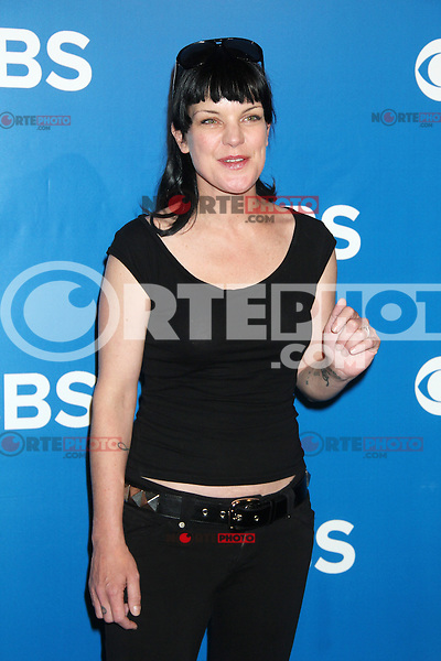 Pauley Perrette at the 2012 CBS Upfront at The Tent at Lincoln Center on May 16, 2012 in New York City. ©RW/MediaPunch Inc.