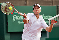 The Hague, Netherlands, 26 July, 2016, Tennis,  The Hague Open, Igor Sijsling (NED)<br /> Photo: Henk Koster/tennisimages.com