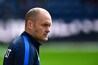 Preston North End manager Alex Neil looks on<br /> <br /> Photographer Richard Martin-Roberts/CameraSport<br /> <br /> The EFL Sky Bet Championship - Preston North End v Wigan Athletic - Saturday 6th October 2018 - Deepdale Stadium - Preston<br /> <br /> World Copyright &not;&copy; 2018 CameraSport. All rights reserved. 43 Linden Ave. Countesthorpe. Leicester. England. LE8 5PG - Tel: +44 (0) 116 277 4147 - admin@camerasport.com - www.camerasport.com