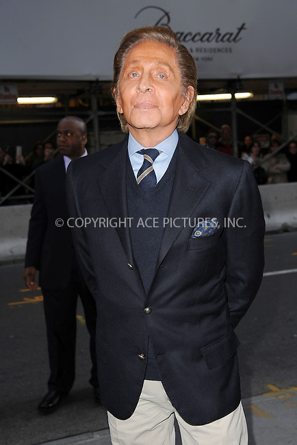 WWW.ACEPIXS.COM . . . . . .May 5, 2013...New York City....Valentino Garavani attends the screening of 'The Great Gatsby' at The Museum of Modern Art on May 5, 2013 in New York City ....Please byline: KRISTIN CALLAHAN - ACEPIXS.COM.. . . . . . ..Ace Pictures, Inc: ..tel: (212) 243 8787 or (646) 769 0430..e-mail: info@acepixs.com..web: http://www.acepixs.com .