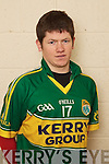 John Moynihan member of the Kerry U-21 panel 2012