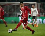 20.02.2018, Allianz Arena, München, GER, UEFA CL, FC Bayern München (GER) vs Besiktas Istanbul (TR) , im Bild<br />James Rodriguez (München)<br /><br /><br /> Foto © nordphoto / Bratic