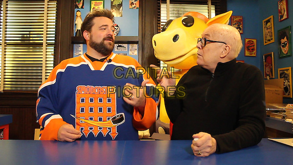 Film Hawk (2016)   <br /> Kevin Smith, Bob Hawk<br /> *Filmstill - Editorial Use Only*<br /> CAP/KFS<br /> Image supplied by Capital Pictures