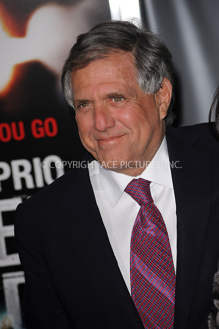 WWW.ACEPIXS.COM . . . . . ....February 17 2010, New York City....President and Chief Executive Officer of CBS Corporation Les Moonves arriving at the New York premiere of 'Shutter Island' at the Ziegfeld Theatre of February 17 2010 in New York City......Please byline: KRISTIN CALLAHAN - ACEPIXS.COM.. . . . . . ..Ace Pictures, Inc:  ..(212) 243-8787 or (646) 679 0430..e-mail: picturedesk@acepixs.com..web: http://www.acepixs.com