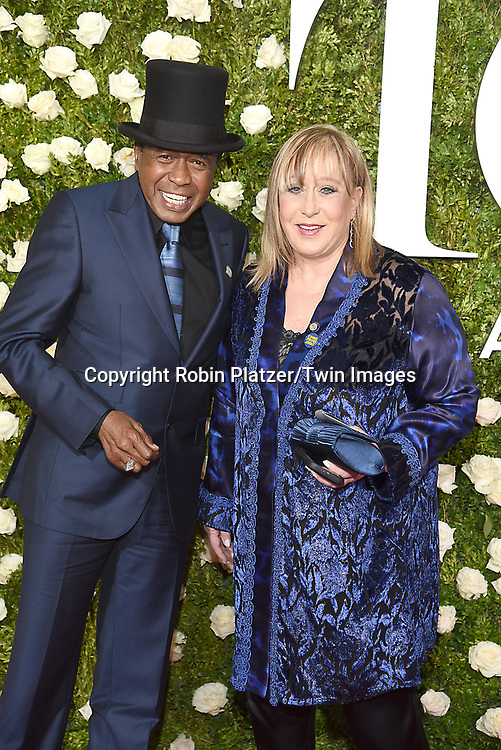 Ben Vereen and attends the 71st Annual  Tony Awards on June 11, 2017 at Radio City Music Hall in New York, New York, USA.<br /> <br /> photo by Robin Platzer/Twin Images<br />  <br /> phone number 212-935-0770