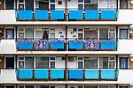 01/06/2012 Diamond Jubilee flags