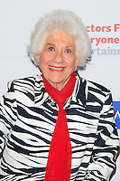 BEVERLY HILLS - JUN 12: Charlotte Rae at The Actors Fund's 20th Annual Tony Awards Viewing Party at the Beverly Hilton Hotel on June 12, 2016 in Beverly Hills, California
