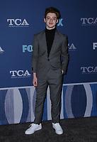 04 January 2018 - Pasadena, California - Thomas Barbusca. FOX Winter TCA 2018 All-Star Partyheld at The Langham Huntington Hotel in Pasadena.  <br /> CAP/ADM/BT<br /> &copy;BT/ADM/Capital Pictures