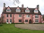 A4TR81 Clare Priory Suffolk England