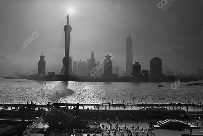 Shanghai, China, April 1998