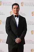 London, UK. 8 May 2016. Actor Josh Hartnett. Red carpet  celebrity arrivals for the House Of Fraser British Academy Television Awards at the Royal Festival Hall.