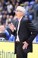 Trainer Gordon Herbert (Fraport Skyliners) - 05.11.2017: Fraport Skyliners vs. EWE Baskets Oldenburg, Fraport Arena Frankfurt