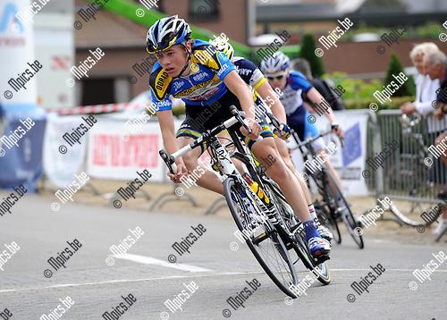 2012-06-23 / Wielrennen / seizoen 2012 / Mathias Van Gompel, Meerhout..Foto: Mpics.be