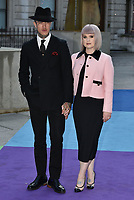 Jimmy Q, Kelly Osbourne<br /> at the Royal Academy of Arts Summer exhibition preview at Royal Academy of Arts on June 04, 2019 in London, England.<br /> CAP/PL<br /> ©Phil Loftus/Capital Pictures
