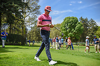 Rafael Cabrera Bello (ESP) heads down 12 during round 2 of the World Golf Championships, Mexico, Club De Golf Chapultepec, Mexico City, Mexico. 2/22/2019.<br /> Picture: Golffile | Ken Murray<br /> <br /> <br /> All photo usage must carry mandatory copyright credit (&copy; Golffile | Ken Murray)
